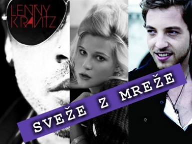 Sveže z mreže: Lenny Kravitz, James Morrison in Selah Sue