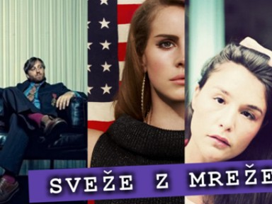 Sveže z mreže: The Black Keys, Lana Del Rey in Jessie Ware